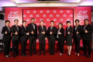ทีมผู้บริหาร Generali Thailand