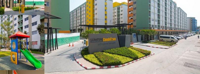 ลุมพินี คอนโดทาวน์ ชลบุรี-สุขุมวิทตอบโจทย์แหล่งงาน-นักลงทุน เตรียมปิดขาย 30 ยูนิตสุดท้าย