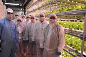 01-เข้าเยี่ยมชม Plant Factory ของบริษัท 808 Factory (1)