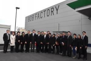 02-เข้าเยี่ยมชม Plant Factory ของบริษัท 808 Factory (2)