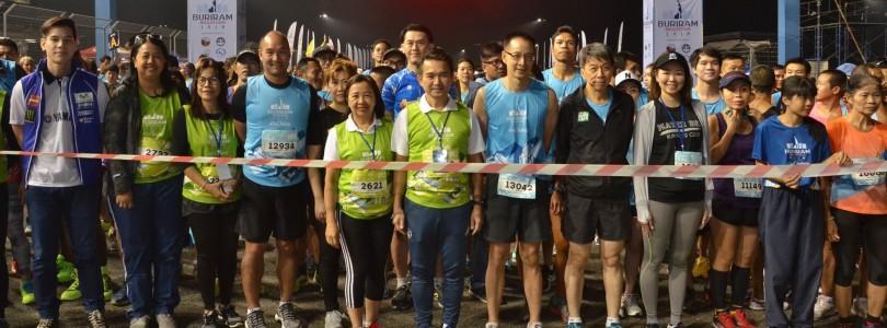 """เมืองไทยประกันชีวิต สนับสนุนจัดการแข่งขันวิ่ง """"บุรีรัมย์ มาราธอน 2018"""""""