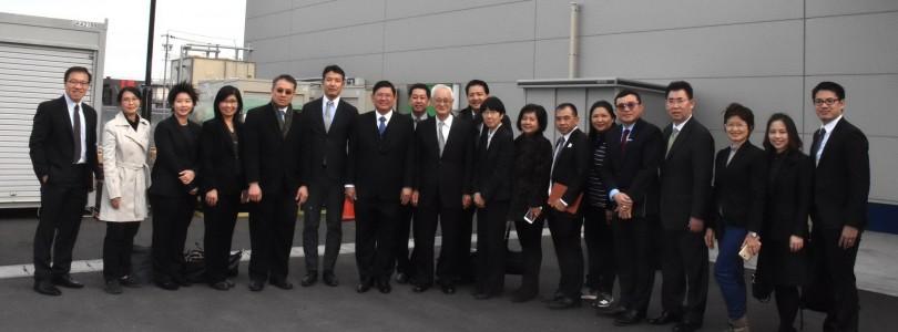 ไบโอเทค-สวทช. นำรัฐมนตรีกระทรวงวิทย์ฯเยี่ยมชม Plant Factory ของญี่ปุ่นมุ่งผลักดันอุตสาหกรรมเกษตรตอบโจทย์ไทยแลนด์ 4.0