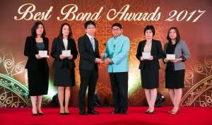 เอสซีจี รับรางวัล Distinguished Issuer Award