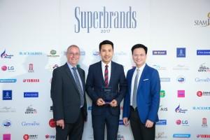 Superbrands Award 2017